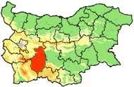 Guide Bulgaria Sights District Pazardjik