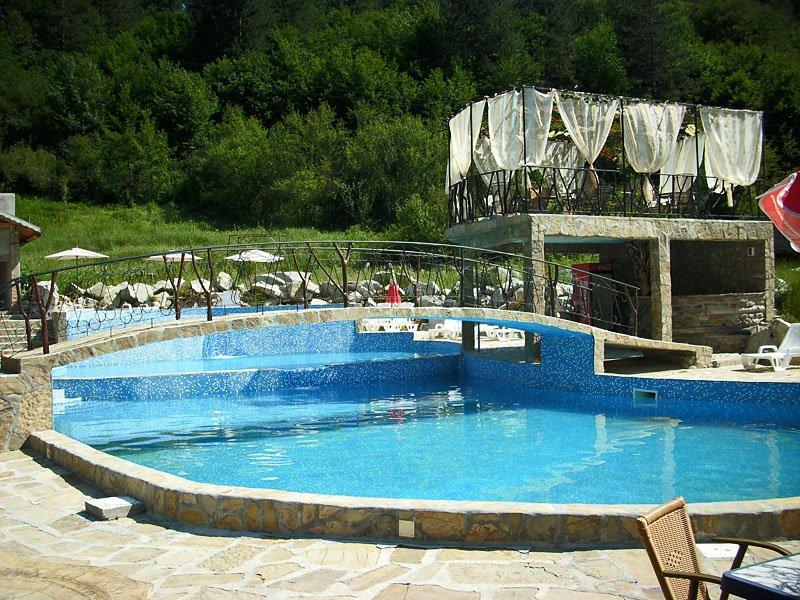 Swimming Pool Lyava Reka Village Of Lyava Reka