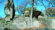 "Megalithic dolmens ""The Dragons Houses"""