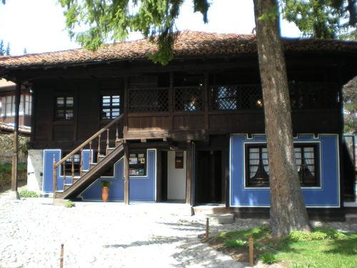 Dimcho Debelyanov House-Museum