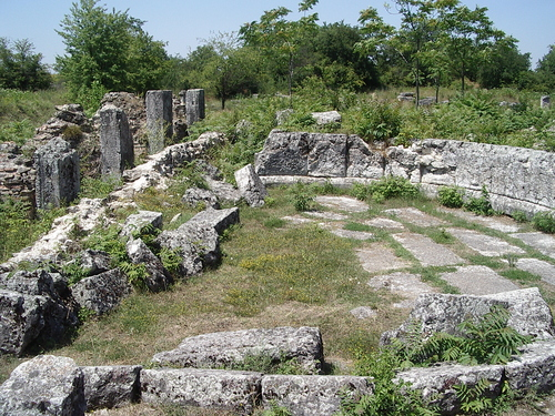 Archaeological reserve Nicopolis ad Istrum (Village of Nikyup)