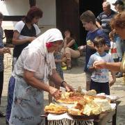 Bread festival (Juny or July - before harvest)